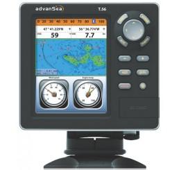 GPS-CHART PLOTTER advanSea T.56