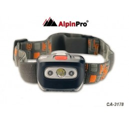 Φακός κεφαλής Led AlpinPro CA-3178