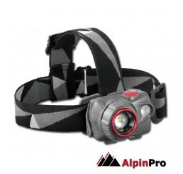 Φακός κεφαλής Led AlpinPro Hyprid HL-01HB