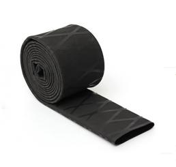 Θερμοσυστελλόμενα Grip καλαμιών μαύρα