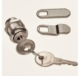 Κλειδαριά ντουλαπιού-συρταριού 3cm