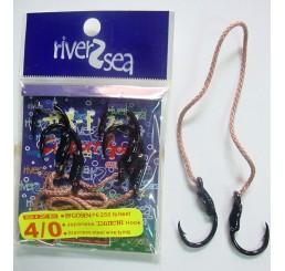 Assist Hook River2Sea DΟUBLE SWING
