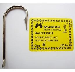 Αγκίστρια MUSTAD 2315DT Νο6