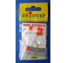 Χάντρες HIRO PIPE CROSS-B
