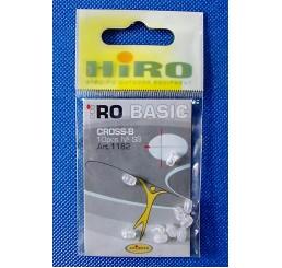 Χάντρες HIRO CROSS-B Size SS