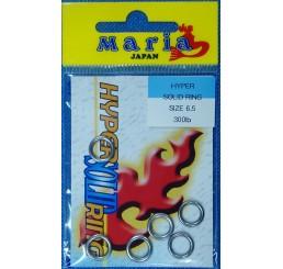 Κρικάκια Maria Hyper Solid Rings Size 6.5