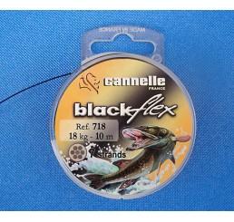 Συρματόσχοινο CANNELLE BlackFlex 18kgr 10m