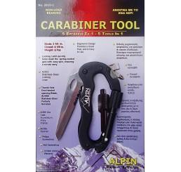 Carabiner Tool ALPIN 2610-1