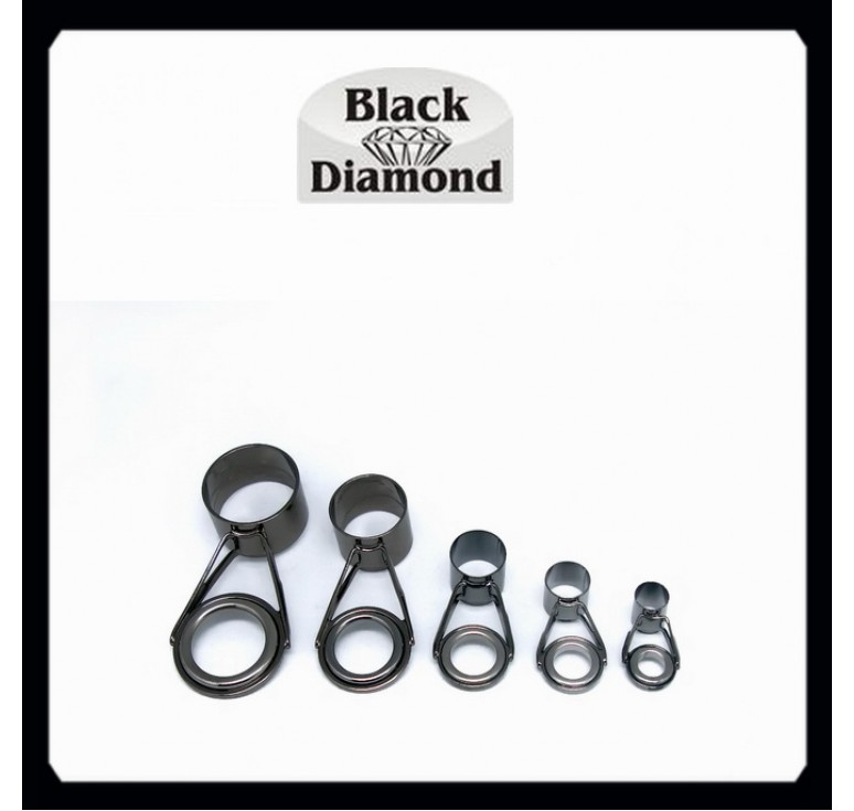 Οδηγοί τηλεσκοπικών καλαμιών BLACK DIAMOND INOX