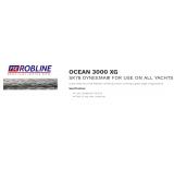 Σχοινί Dyneema FSE Ocean 3000XG Grey