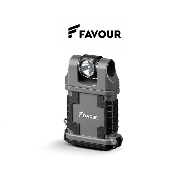 Φακός-φωτιστικό εργασίας Led Favour T2342