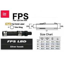 Βάσεις-σκαρμοί μηχανισμών Fuji FPS-LBD