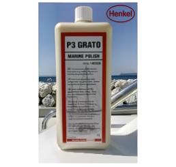 Γυαλιστικό ανοξείδωτων Henkel P3 Grato Marine Polish 1Ltr