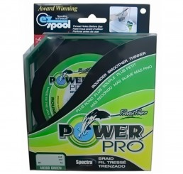 DYNEEMA POWER PRO GREEN 275m