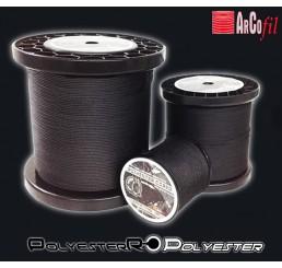 Σχοινί ψαροτούφεκου Polyester Black 1.5mm
