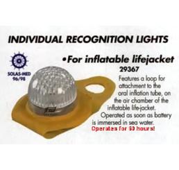 Φανός για Life Jacket 29367 Plastimo