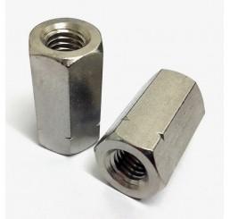 Παξιμάδια ανοξείδωτα εξάγωνα DIN6334 A2