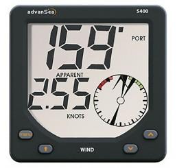 Ψηφιακό ανεμόμετρο advanSea WIND S400