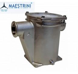 """Φίλτρο νερού μηχανών θαλάσσης Maestrini 1-1/2"""""""