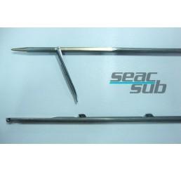 Βέργες Ταϊτής μέ καρχαριάκια μονόφτερες SEAC-SUB Ø6.50mm
