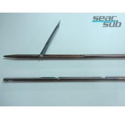 Βέργες Ταϊτής μονόφτερες SEAC-SUB Ø6.25mm