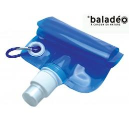 Φλασκί νερού εύκαμπτο Baladeo 460ml