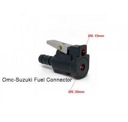 Φίς θηλυκό καυσίμου Omc-Suzuki Ø8mm