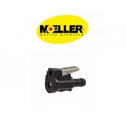 Φίς θηλυκό καυσίμου Moeller για μηχανές Yamaha-Mariner