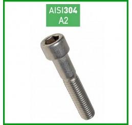 Βίδες Allen ανοξείδωτες Α2 DIN912 Ø10mm