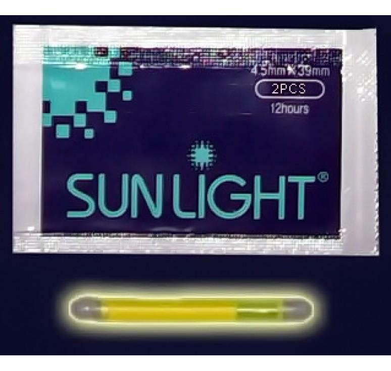 Χημικά φώτα Sunlight πράσινα 4.5x39mm